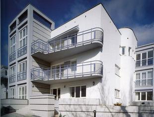 NAJLEPSZY ZESPÓŁ MIESZKALNY WIELORODZINNY 1989-1999 budynki mieszkalne w Warszawie