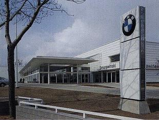 NOMINACJA: centrum BMW