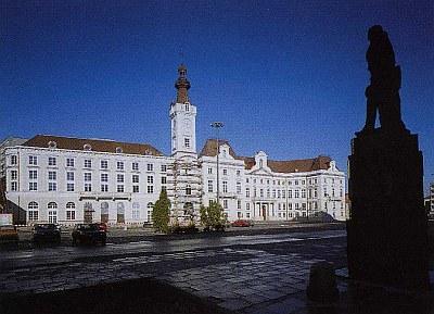 NAGRODA SPONSORA: pałac Jabłonowskich