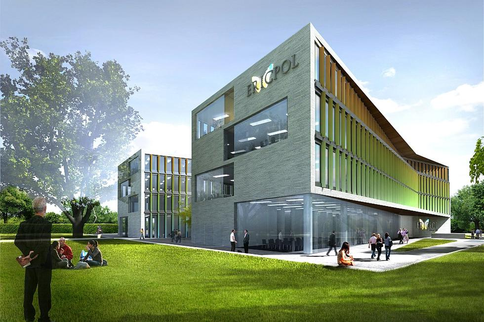 Nowa siedziba Ericpol
