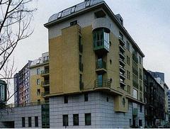 Budynek mieszkalny przy ul. Górnośląskiej