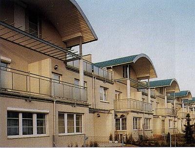 Zespół domów jednorodzinnych osiedle Ateńska III