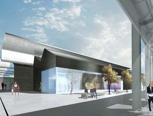 Muzeum Sztuki Współczesnej na terenie byłej Fabryki Schindlera