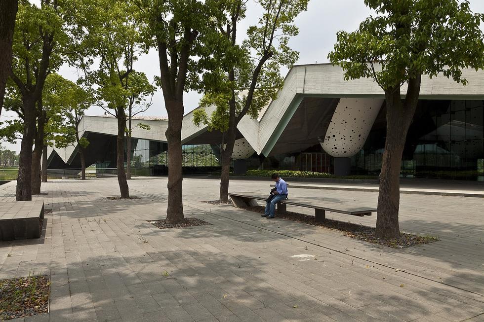 Siedziba firmy Giant w Szanghaju, fot. Tom Fox/ SWA GROUP