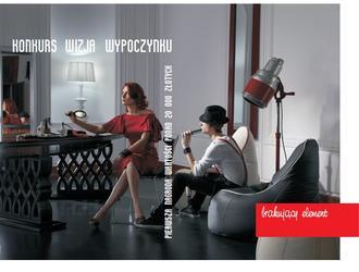 Wizja wypoczynku. Konkurs na projekt aranżacji wnętrza salonu