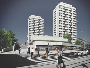 Modernizacja osiedla Plac Grunwaldzki we Wrocławiu
