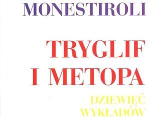 Tryglif i metopa. Dziewięć wykładów z architektury