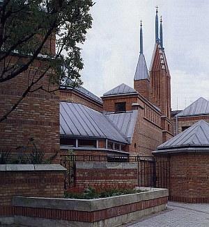 NAGRODA KRAJOWEGO DUSZPASTERZA ŚRODOWISK TWÓRCZYCH: kościół Miłosierdzia Bożego
