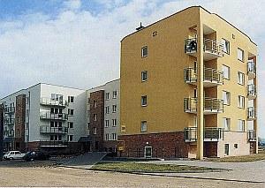 NAJLEPSZY BUDYNEK BYDGOSZCZY: budynek wielorodzinny przy ul. Altanowej