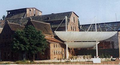 Amfiteatr Państwowej Filharmonii Bałtyckiej