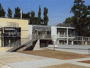 Siedziba firmy Hydrotrest SA