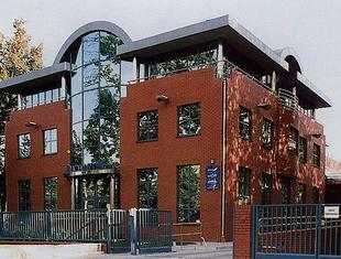 Budynek biurowo-szkoleniowy przy ul. Wojska Polskiego