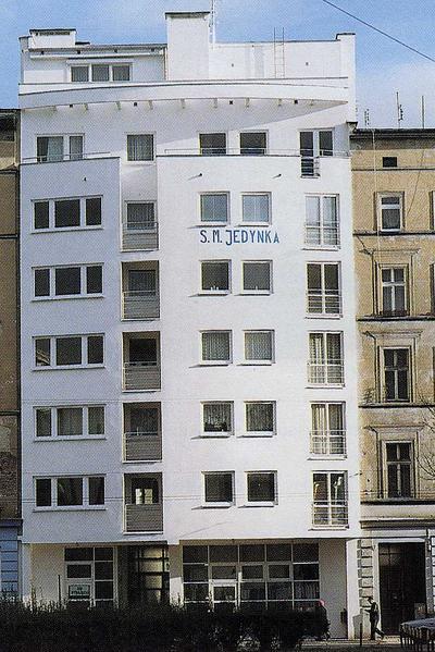 Budynek mieszkalno-usługowy przy ul. Pułaskiego