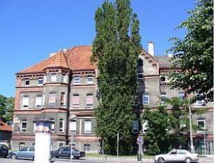 Konkurs architektoniczny na koncepcję kompleksu budynków szpitalnych