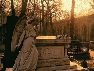 Nekropolis: polskie cmentarze w fotografiach Adama Bujaka