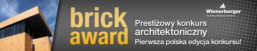 Pierwsza polska edycja Wienerberger Brick Award