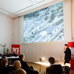 Zintegrowany Węzeł Przesiadkowy, Wrocław Stadion: prezentacja Maćków Pracownia Projektowa