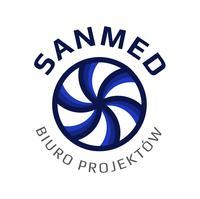 Logo - Biuro Projektów Sanmed