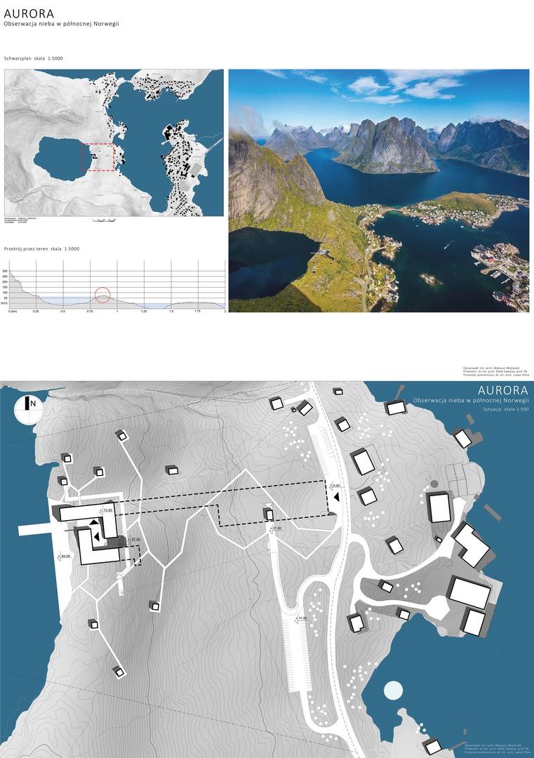 AURORA – obserwacja nieba w północnej Norwegii