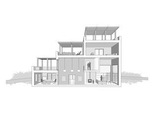 Dom jednorodzinny na Siekierkach