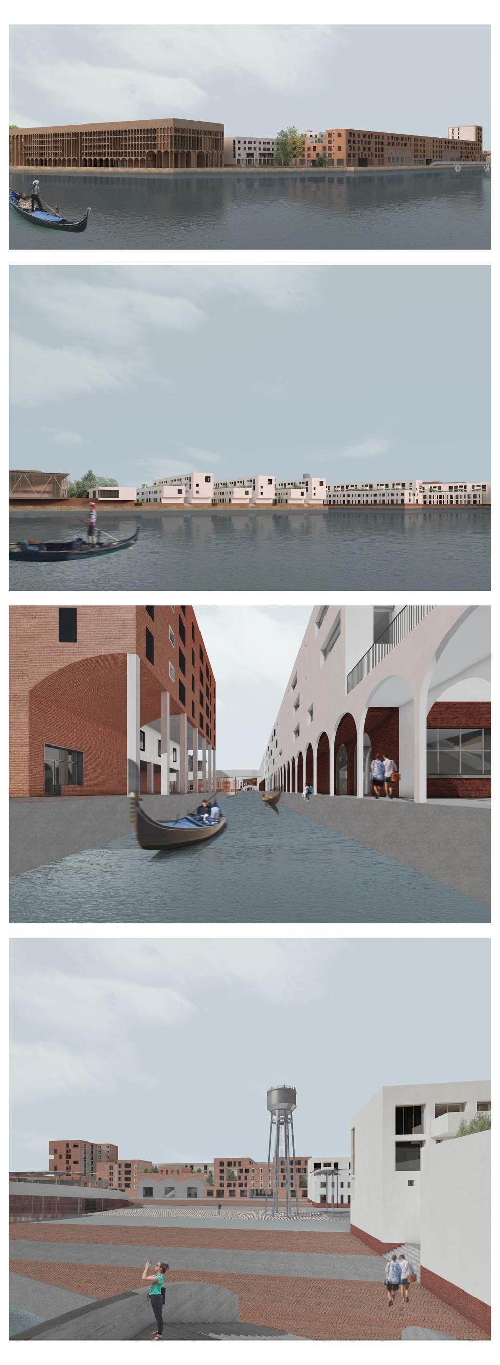 Rehabitating Venice - Social Housing in Venice