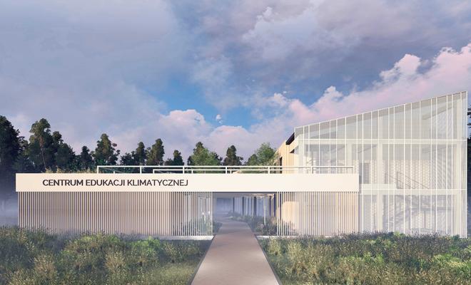 Centrum Edukacji Klimatycznej w Łodzi